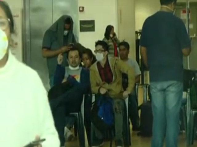 Aeropuerto Jorge Chávez: habilitarían vuelo de retorno para pasajeros hacia Arequipa