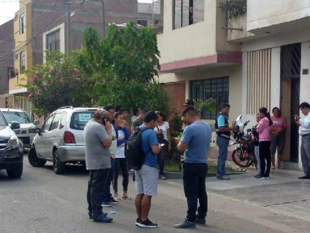 Vecinos de SMP colocan alarmas y cámaras de vigilancia ante constantes robos