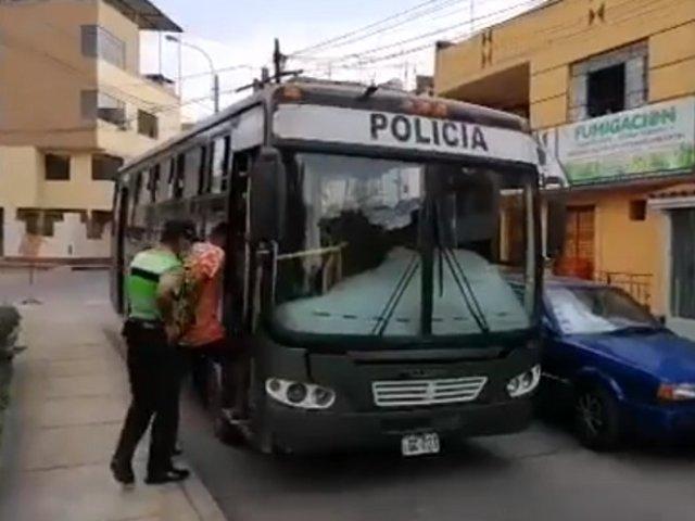 SMP: detienen a 10 personas que jugaban 'fulbito' en plena cuarentena obligatoria