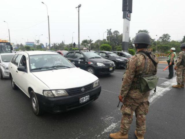 Coronavirus en Perú: principales vías de Lima bajo constante vigilancia por cuarentena
