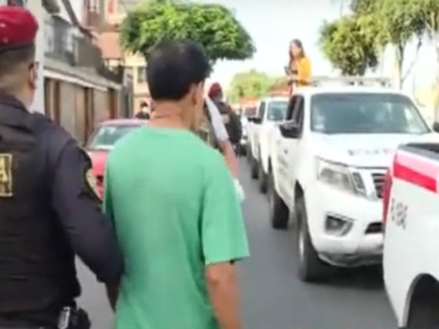 Estado de emergencia: Policía fiscaliza El Callao y detiene a injustificados