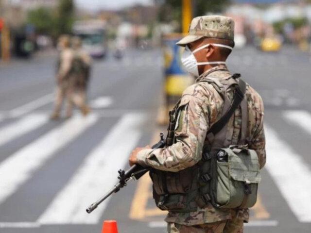 Estado de emergencia: atropellan a militar que cumplía su deber y fallece en Puno