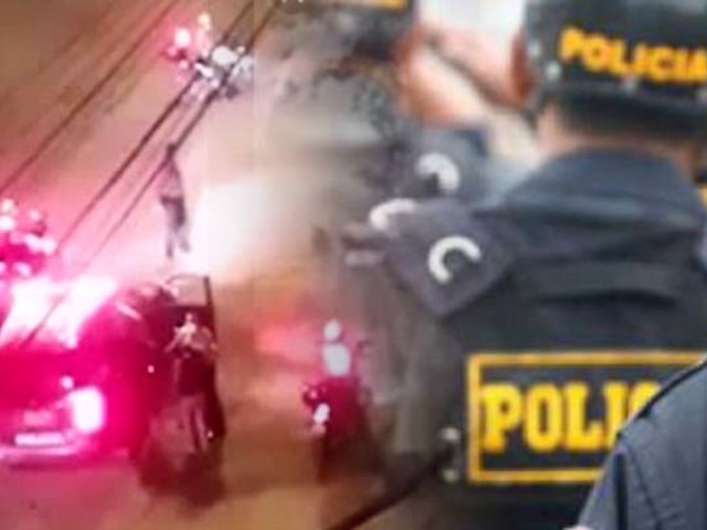 Callao: PNP desarticula la banda criminal 'Los Chamos de Ingunza'