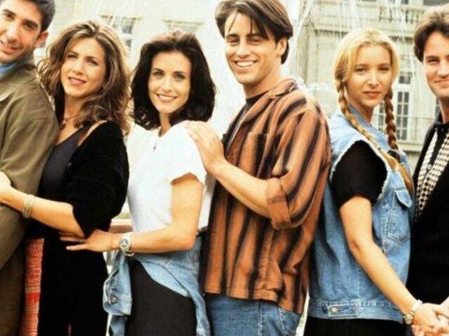 """Postergan grabación del reecuentro de la serie """"Friends"""""""