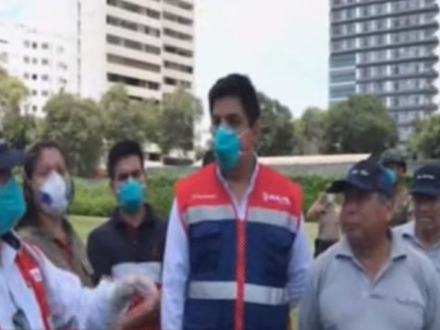 San Isidro: Sunafil halló a 4 adultos mayores trabajando en el Golf Club