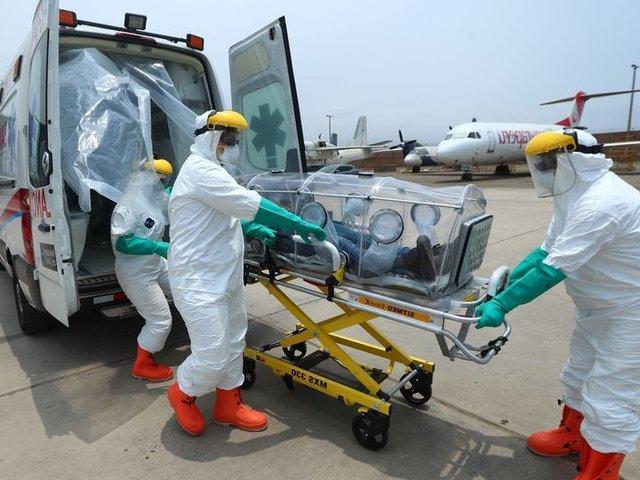 Vicedecano del CMP: Coronavirus en Perú llegaría a su tope en 10 días