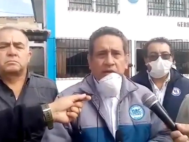Cajamarca: denunciarán penalmente a empresa minera por no respetar estado de emergencia