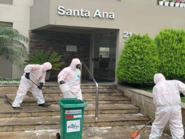 Coronavirus: vecinos del segundo fallecido piden desinfección de edificio