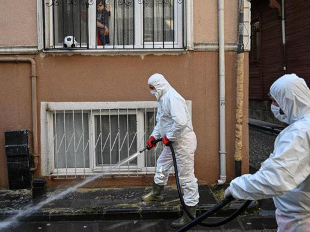 Turquía: evalúan ley para liberar a 100.000 presos por coronavirus