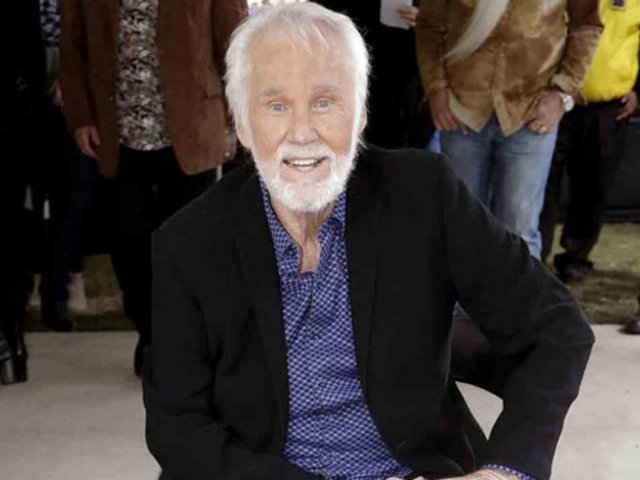 Falleció legendario intérprete de música country Kenny Rogers