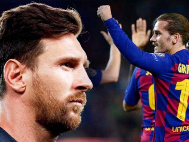 Messi y sus compañeros del Barcelona bajarán sus sueldos ante crisis del Covid-19