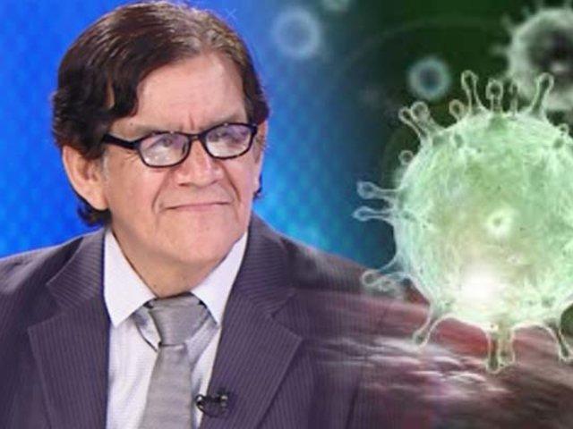 """Infectólogo Maguiña: """"A más casos positivos, más posibilidad de contagio"""""""