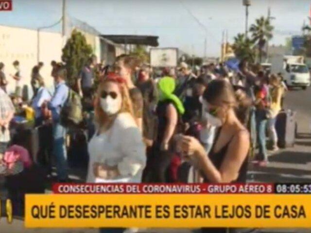 Turistas varados en el Perú podrán regresar a casa