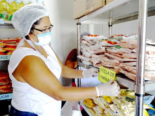 Estado de emergencia: evalúan entregar alimentos de Qali Warma a familias vulnerables