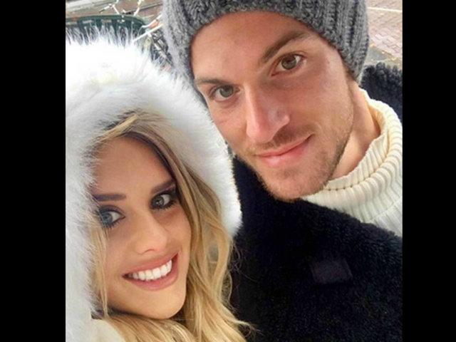 Coronavirus en el fútbol: Daniele Rugani contagio a su pareja que está embarazada