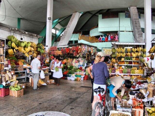 Surquillo: mercado N° 1 mantiene sus precios y productos de calidad