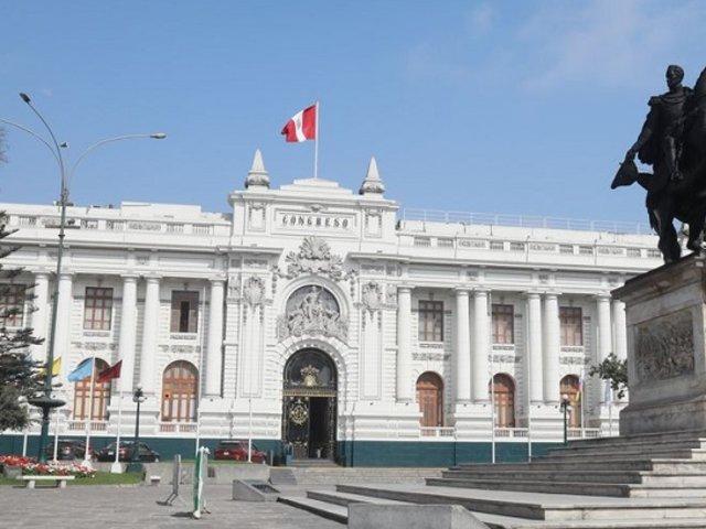 Gabinete asistirá al Congreso de la República el próximo 28 de mayo