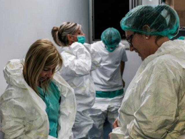 Coronavirus: España compra material sanitario a China para enfrentar pandemia