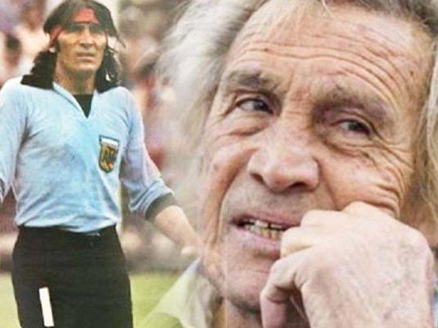 Exarquero argentino Hugo Orlando Gatti fue internado en Madrid por coronavirus