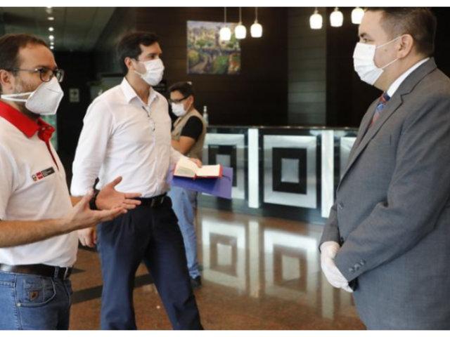 Mincetur brindará alojamiento y alimentación a los ciudadanos repatriados del extranjero