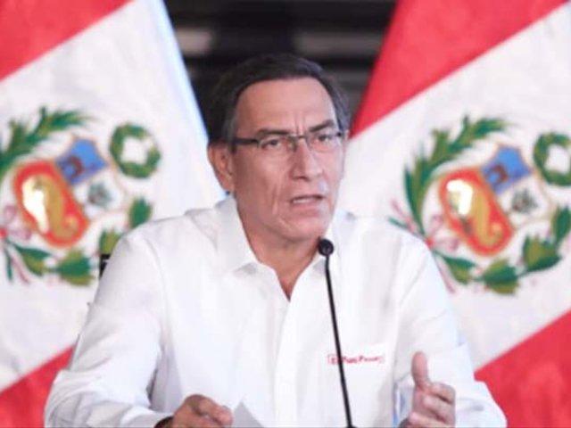 Presidente Vizcarra confirma 1,414 casos positivos de coronavirus en el Perú