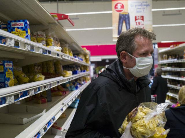Coronavirus en el mundo: Nueva Jersey aumentó 736 infectados en un día
