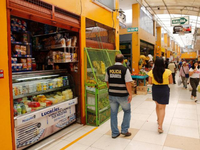Pueblo Libre: Fiscalizan precios y balanzas en mercados