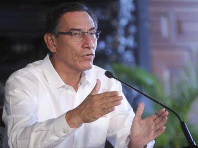 Martín Vizcarra declara nuevo horario de inmovilización social obligatoria