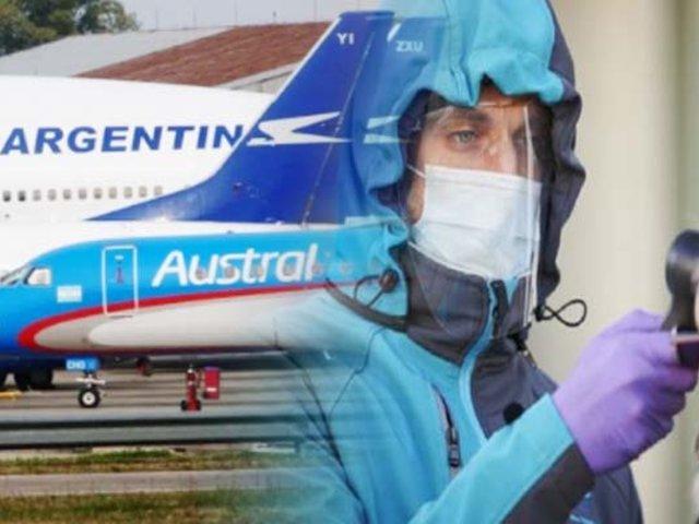 Argentina suspende repatriaciones por temor a contagios de COVID-19