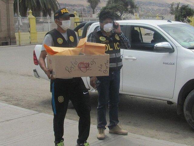 Hallan restos óseos de sujeto que habría sido torturado y asesinado en Tacna