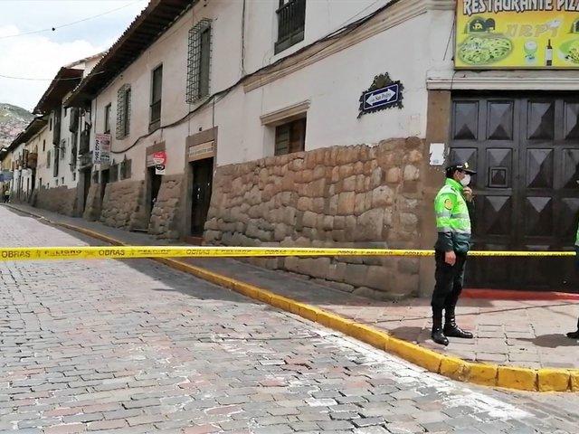 Cusco: turista chino muere dentro de hospedaje del centro histórico