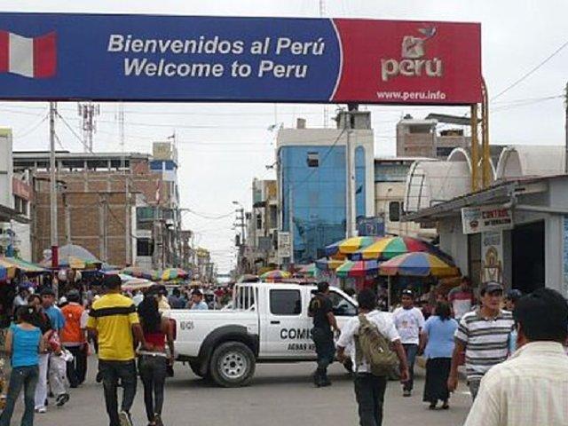 Detienen a 4 personas que intentaron ingresar a Perú pese a cierre de fronteras