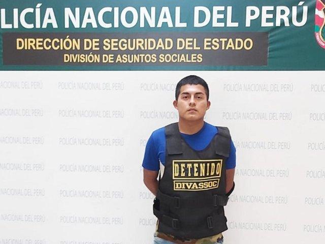Cae sujeto acusado de incitar saqueos en centro comercial Plaza Norte