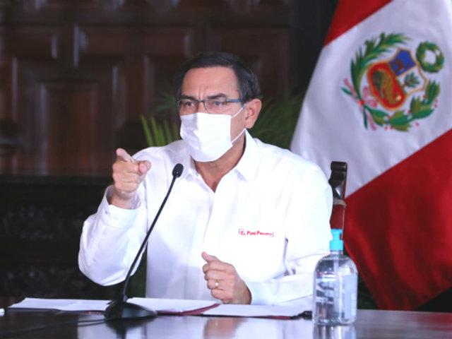 Estado de emergencia: Gobierno transfiere 213 millones 650 mil soles a municipios