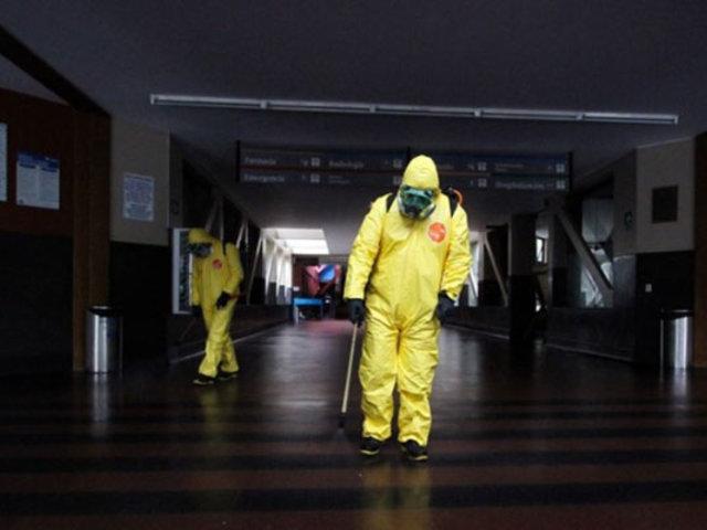 Coronavirus: desinfectarán comisarías de la región Lima