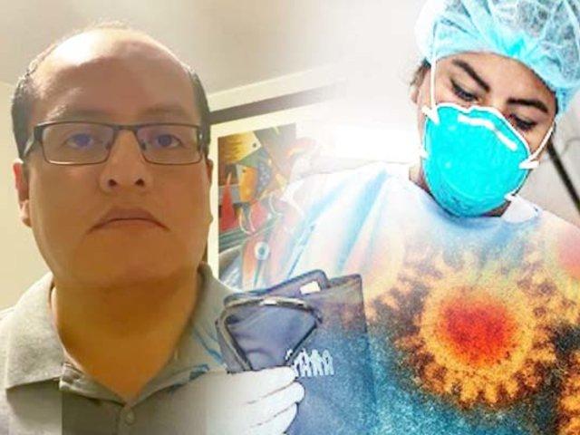 """Victor Quijada sobre el COVID-19: """"No hay transparencia de quienes son los infectados, dónde están y por dónde han estado"""""""