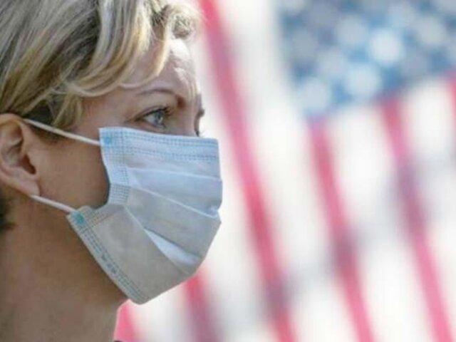 EEUU duplica el número de muertos en 48 horas y supera los dos mil