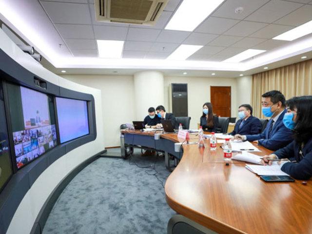 Covid-19: expertos chinos compartieron sus experiencias sobre la pandemia