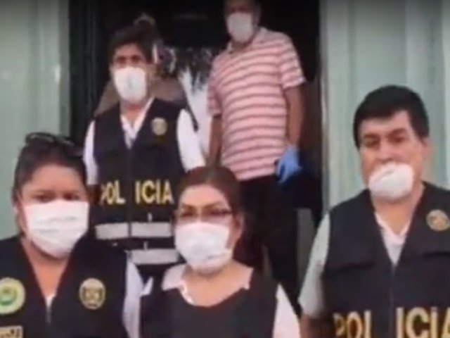 Chosica: cae mujer que mandó asesinar a su esposo por herencia