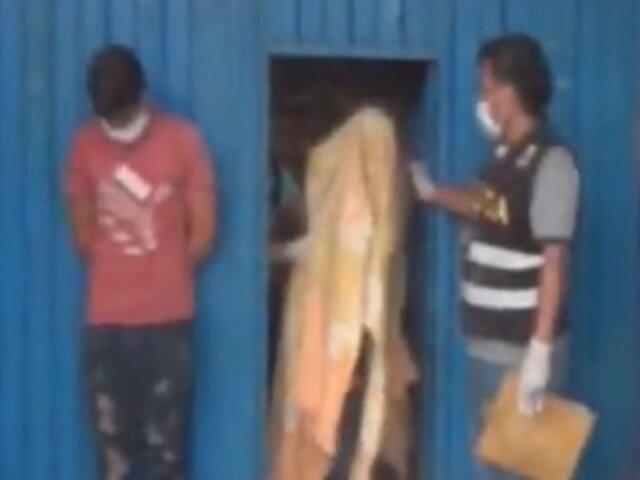 """Huachipa: cierran prostíbulo que estaba habilitado en """"cuarentena"""""""
