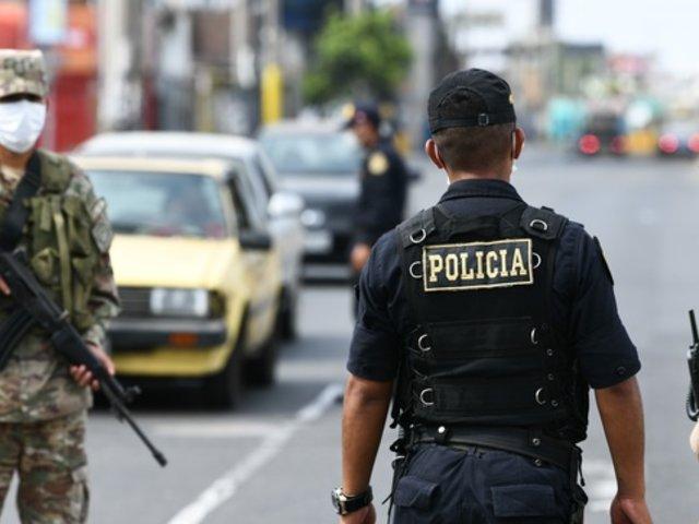 Coronavirus en Perú: 70 mil personas fueron detenidas por no acatar cuarentena