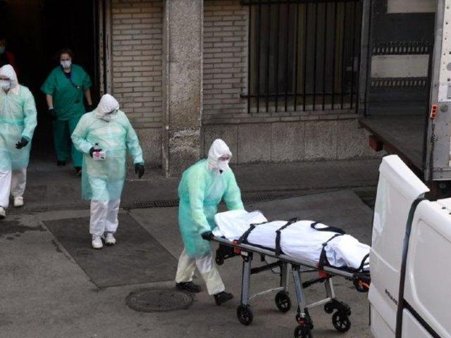 COVID-19: Embajador del Perú en España confirma 11 fallecidos