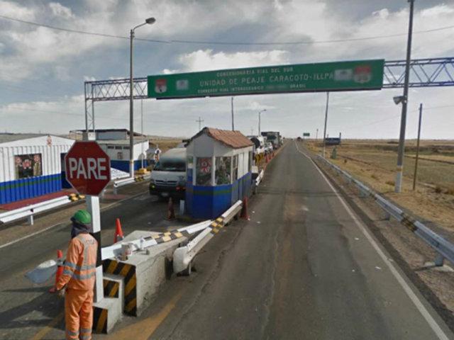 Estado de emergencia: suspenden cobro de peajes de Provías en 12 regiones