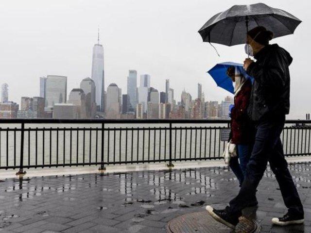 Coronavirus en Estados Unidos: más de 1000 muertes por coronavirus reporta Nueva York