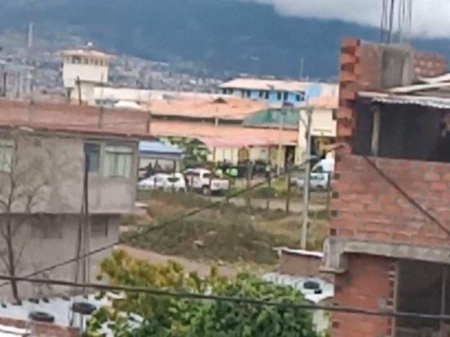 Ayacucho: reos de penal se amotinaron en pleno estado de emergencia
