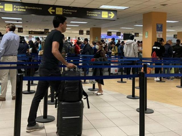 Canciller Meza-Cuadra: flujo de retorno de peruanos se duplicará esta semana