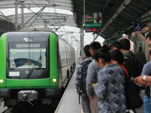 Metro de Lima: este es el horario del servicio durante ampliación del toque de queda