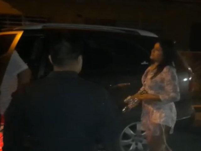 Chincha: detienen a dos hijos de alcalde por incumplir cuarentena