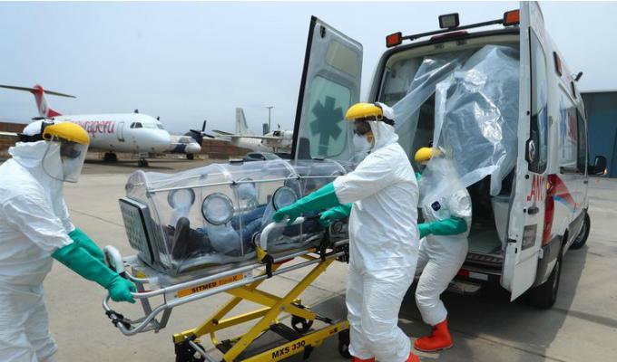 Declaran emergencia sanitaria por un año — Coronavirus en Argentina