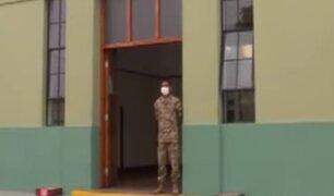 Ejército se prepara para recibir a 10 mil reservistas